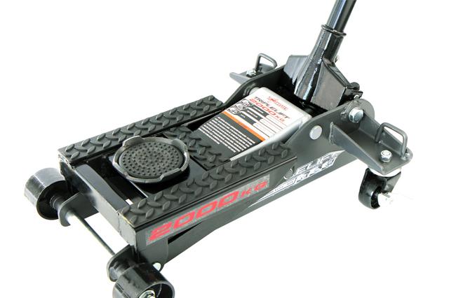 ponte sollevatore cric idraulico cavalleto auto quad moto vespa 2000 Kg