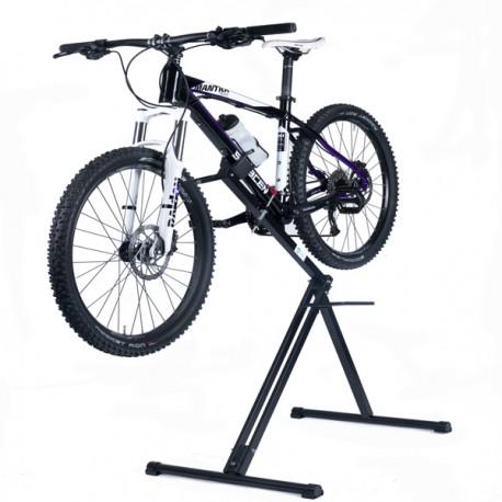 Supporto cavalletto manutenzione bici Q2